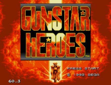 Gunstar Heroes, Герои Ганстара