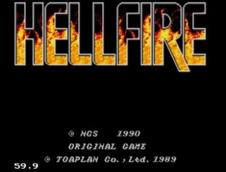 Hellfire, Адский огонь
