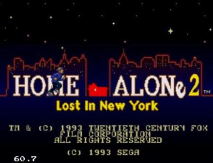Home Alone 2: Lost in New York, Один дома 2: потерянный в Нью-Йорке