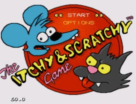 Itchy & Scratchy Game, Итчи и Скрутч