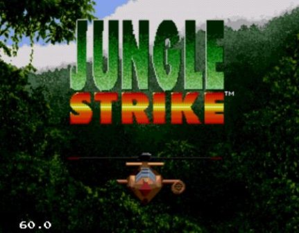 Jungle Strike, Битва в джунглях