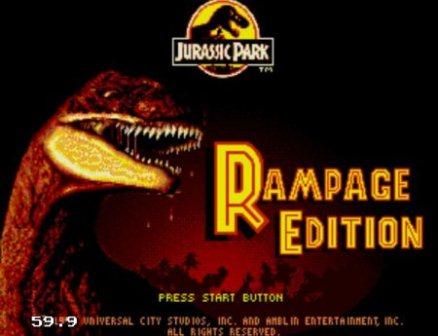 Jurassic Park, Юрский парк