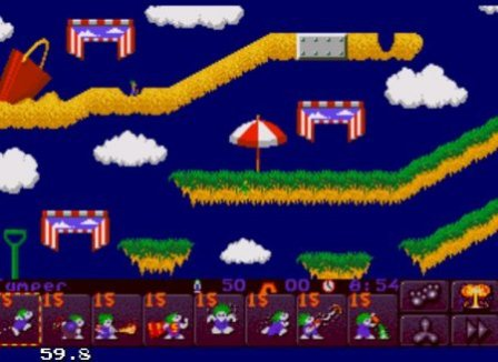 Lemmings 2, Лемминги 2
