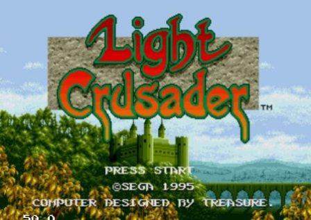 Light Crusader, Рыцарь Света