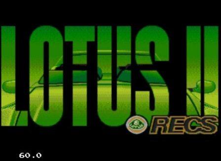 Lotus 2: the Ultimate Challenge, Лотус 2. Последний вызов