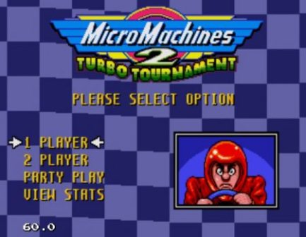 Micro Machines 2. Turbo Tournament, Микро машинки 2. Турбо турнир