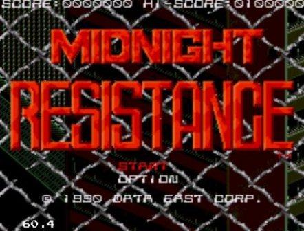 Midnight Resistance, Ночное сопротивление