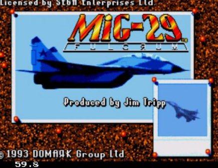 Mig-29, Миг 29