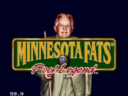 Minnesota Fats. Pool Legend, Толстяки из Миннесоты, Бильярд