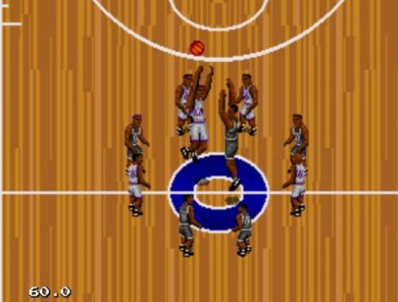 NBA LIVE 2000, НБА 2000