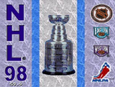 NHL 98, НХЛ 98, Хоккей