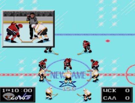 NHL Hockey 93, НХЛ 93