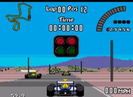 Nigel Mansell's World Championship, Чемпионат Мира с Найджелом Мэнселлом