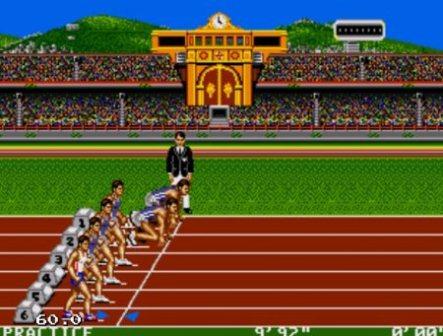 Olympic Gold: Barcelona 92, Олимпийское золото: Барселона 92