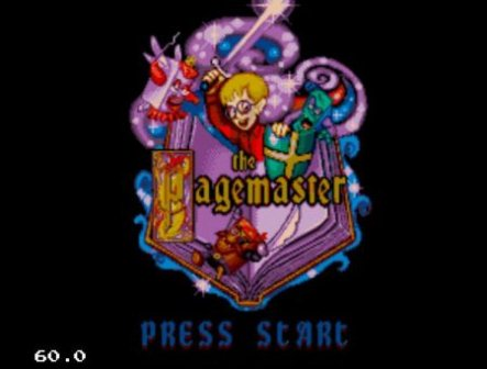 Page master, Повелитель страниц