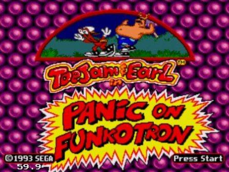 Panic on Funkotron, Паника на Фанкотроне