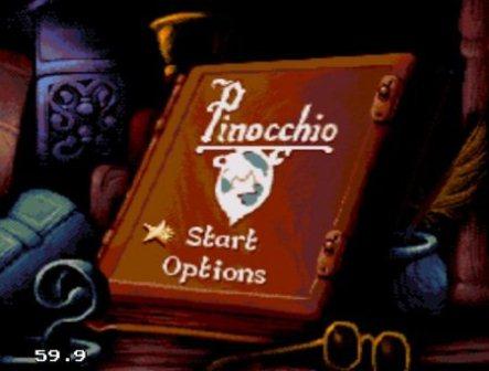 Pinocchio, Пиноккио