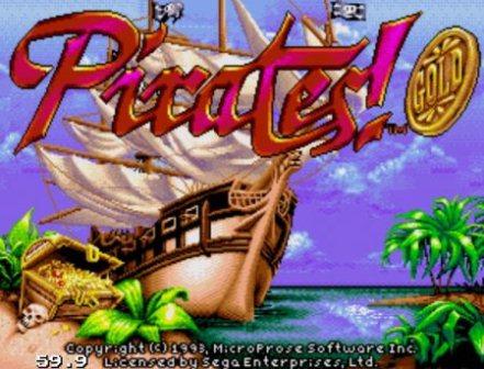 Pirates! Gold! Золото пиратов