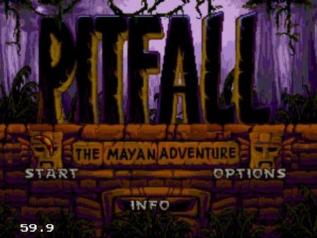 Pitfall. The Mayan Adventure, Ловушка