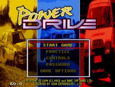 Power Drive, Акселератор
