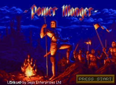 Power Monger, Властитель