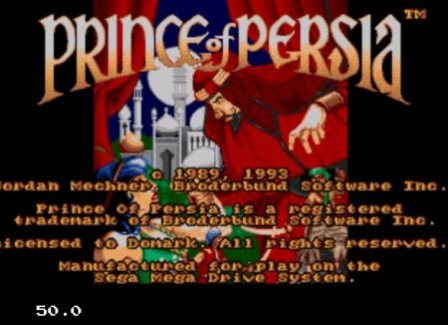 Prince of Persia, Принц Персии