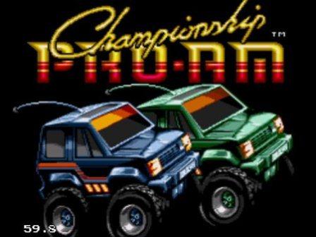 Pro-AM Championship, Чемпионат Про-Ам