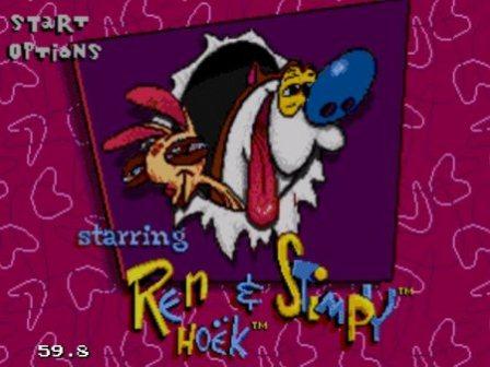 Ren and Stimpy Show. Stimpy's Invention, Шоу Рена и Стимпи: Изобретение Стимпи