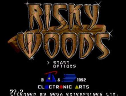 Risky Woods, Опасные леса