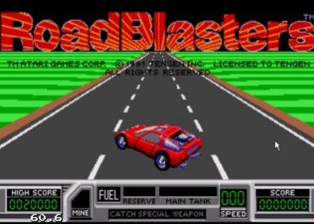 Road Blasters, Дорожные войны