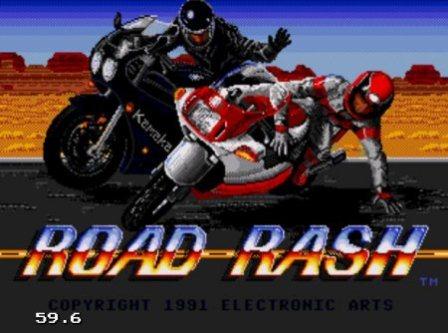 Road Rash, Дорожное безумие, гонки на мотоциклах