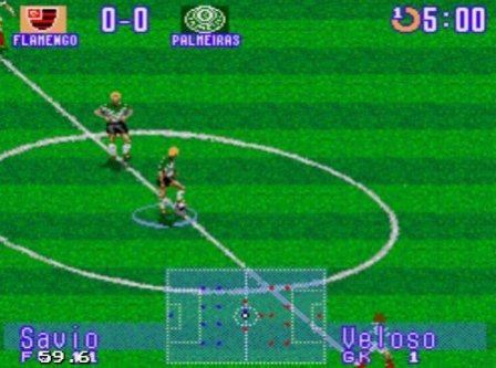 Ronaldinho Soccer 98, Фифа 98 Роналдиньо