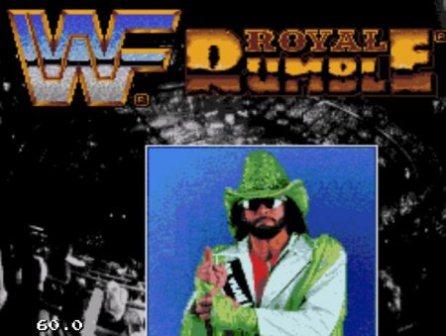 Royal Rumble, Имперская схватка