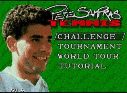 Sampras Tennis, Теннис с Питом Сампрасом