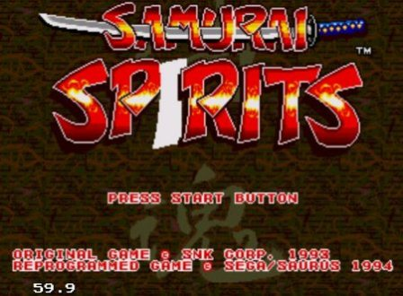 Samurai Spirits, Дух самурая