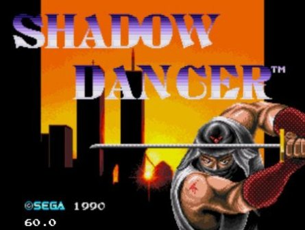 Shadow Dancer: the Secret of Shinobi, Призрак - танцор