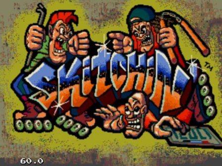 Skitchin, Чемпионат роллеров