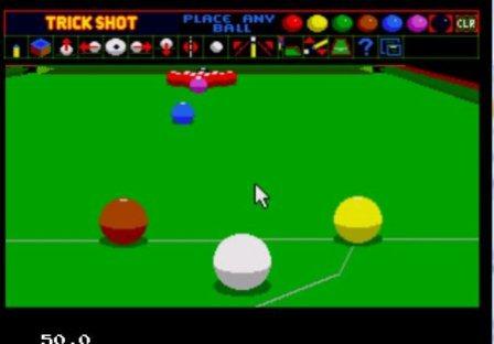 Snooker, Снукер