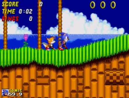 Sonic the Hedgehog 2, Соник  2
