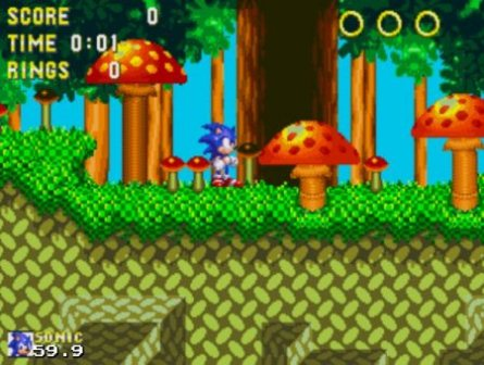 Sonic and Knuckles, Соник и Наклс