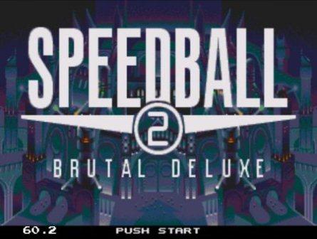 Speedball 2. Brutal Deluxe, Спидбол 2