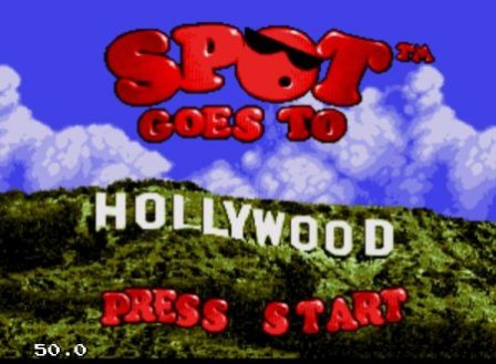 Spot Goes to Hollywood, Спот идет в Голливуд