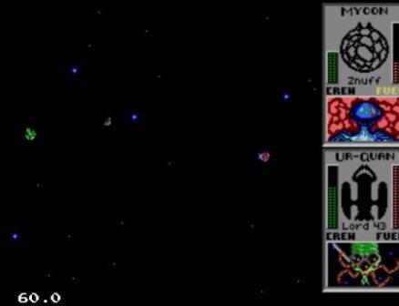 Star Control, Звездный патруль