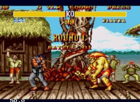 Street Fighter 2, Уличный боец 2