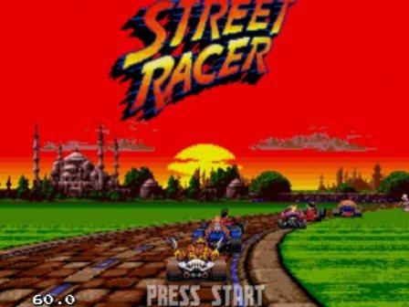 Street Racer, Уличный гонщик