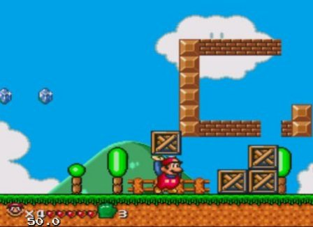 Super Mario Bros, Супер Марио