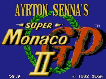 Super Monaco GP 2, Супер Монако 2