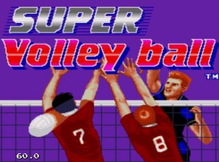Super Volleyball, супер волейбол
