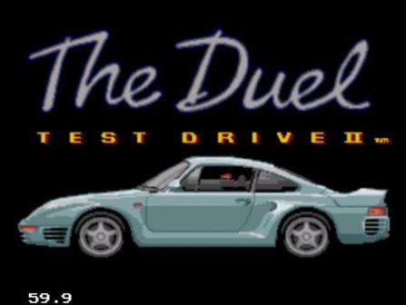 Test Drive 2: the Duel, Дуэль водителей 2