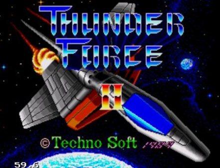 Thunder Force 2, Громовержец 2